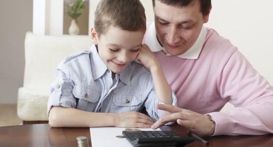 Vater Sohn Finanzen