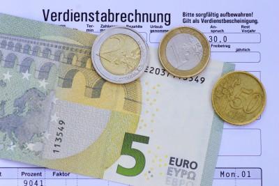 Verdienstabrechnung